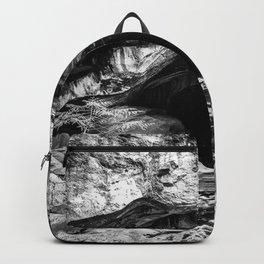 black cave Backpack