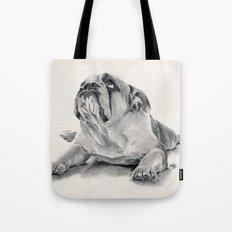 iPug Tote Bag