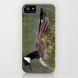 mother and gosling iPhone Case