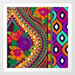 Ayanna Art Print
