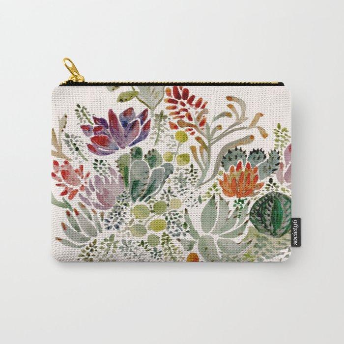 Succulents  Tasche