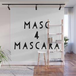 Beard Boy: Masc 4 Mascara Wall Mural