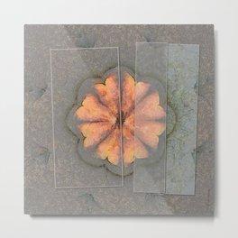 Campanini Fantasy Flower  ID:16165-003519-21361 Metal Print