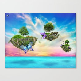 Brabulletas Canvas Print
