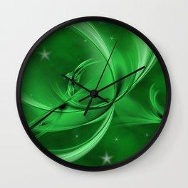 The marsh elves Wall Clock