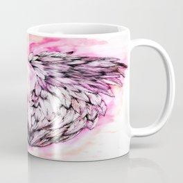 Pink Angel Wings  Coffee Mug