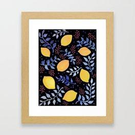 Sweet Senses Framed Art Print