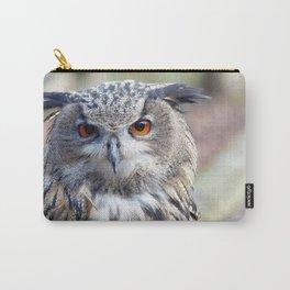 Eurasian Eagle-Owl, Uhu Carry-All Pouch