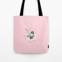 Cultivating the Garden (A Space Symphony) Tote Bag
