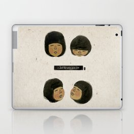 I love just the way you are. Laptop & iPad Skin