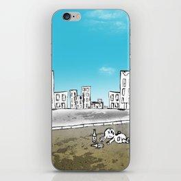Drunk Bunny iPhone Skin