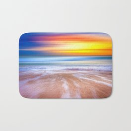 LIFE IS WONDERFULLY COLORFUL! Bath Mat