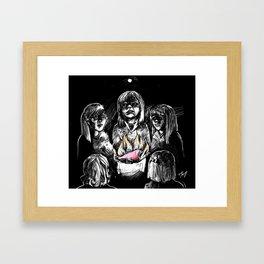Teenage Witchcraft Framed Art Print