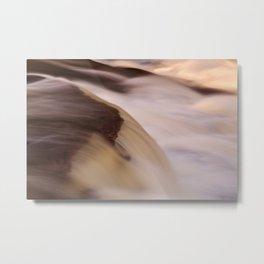 Swallow Falls Close-up Metal Print