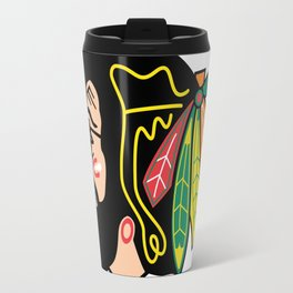 Jerry Hawk Travel Mug
