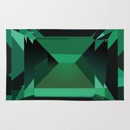 Emerald Gem Rug