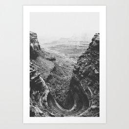 CANYONLANDS / Utah Art Print