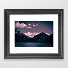 Thoughts Awakening Framed Art Print