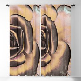 POPART OF SUCCULENTS I Blackout Curtain