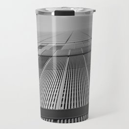 NEW YORK BUILDING.  Travel Mug