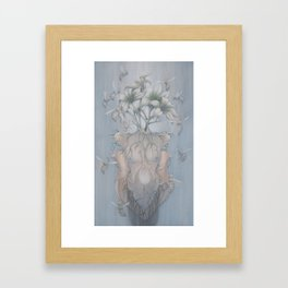 Apiphobia Framed Art Print