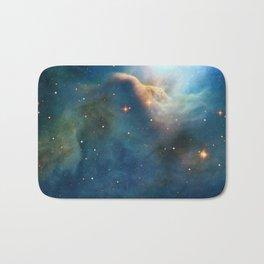 Dusty Nebula Bath Mat