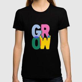 Grow: Peach Edition T-shirt