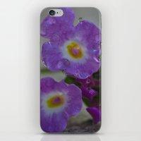 bath iPhone & iPod Skins featuring Bath by Nicole Stamsek