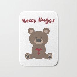 Bear Hugs Bath Mat