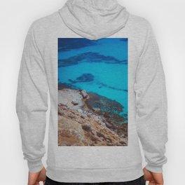 The blue lagoon Hoody