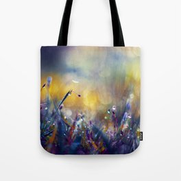 Moss Island Tote Bag