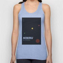 Nibiru is coming Unisex Tank Top