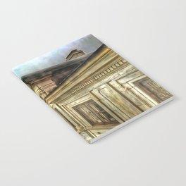 Swannanoa Palace Notebook