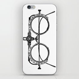 Glasses iPhone Skin