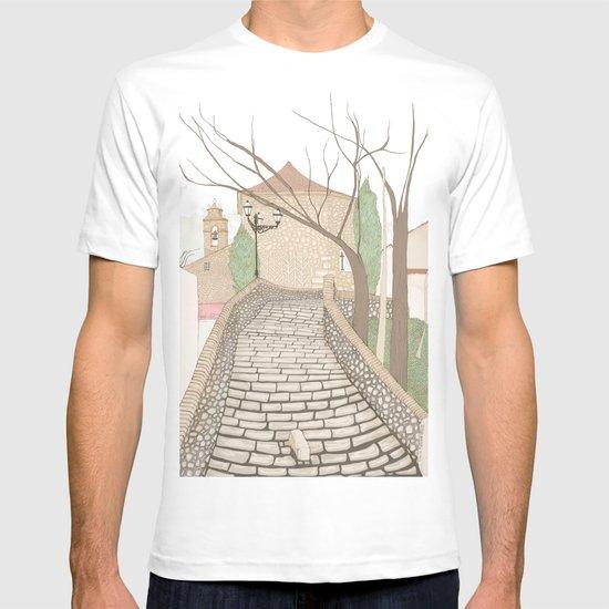 """""""LA PUENTE"""" de Alcañizo T-shirt"""