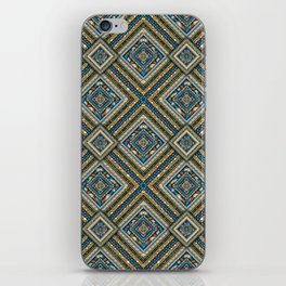 A Difficult Pattern iPhone Skin