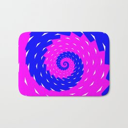 rotation spiral Bath Mat