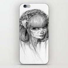 muertos iPhone & iPod Skin