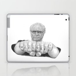 Knugen - King of Sweden Laptop & iPad Skin