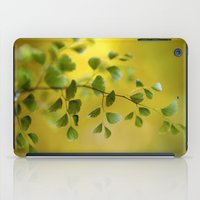 fern iPad Cases featuring Fern by Mandy Disher