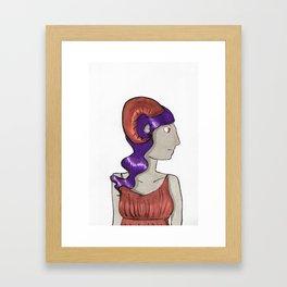 Fawn 1 Framed Art Print