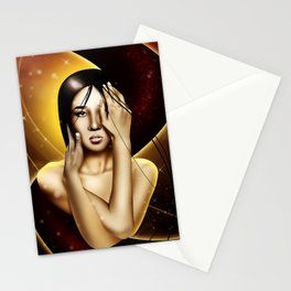 Reflections of Hua Stationery Cards