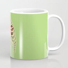 Ribs and heart  Coffee Mug