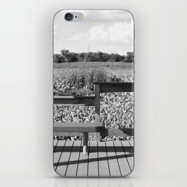 a quiet place iPhone Skin