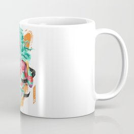 DELPHINA Coffee Mug