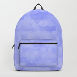 Violet Hearts Backpack