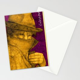 Pete, Slimane and me. Stationery Cards
