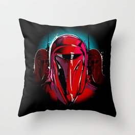 Sovereign Protectors Throw Pillow