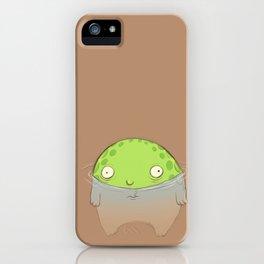 Swamp Toad iPhone Case