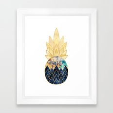 Precious Pineapple 1 Framed Art Print